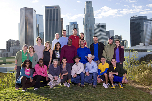 THE AMAZING RACE 16
