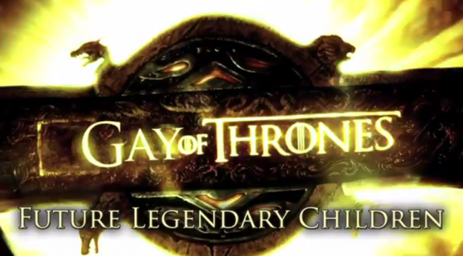 The Gay of Thrones season finale