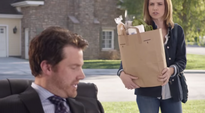 Larry's Current Favorite Commercial
