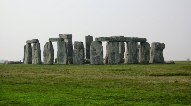 Day 2: Salisbury, Bath, Stonehenge + London