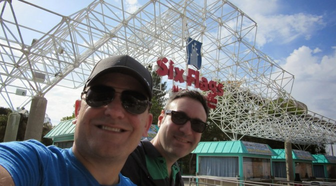 Great Day For a Return to Magic Mountain