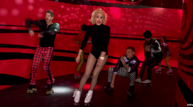 "Loving Gwen Stefani's ""Make Me Like You"""