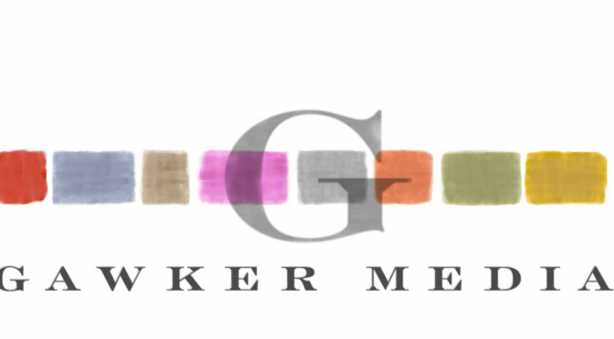 A Bummer of a Farewell to Gawker.com