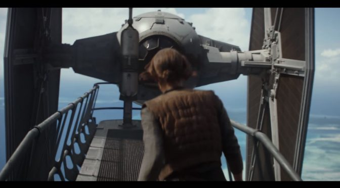 The Rogue One Official Trailer is here!