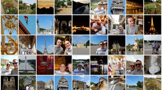 A Day at Versailles and a Night on the Seine
