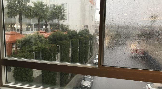 Raining Like a  Mofo