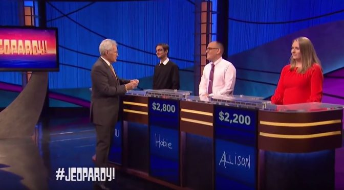 Sound of Music Sing-A-Long vs Me on Jeopardy!