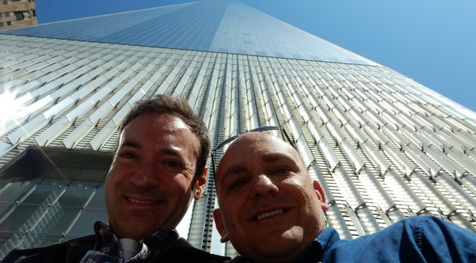 Pt 2: Our World Trade Center Day