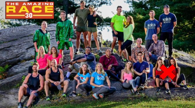 Amazing Race 30 – Yeah, I'm Hooked