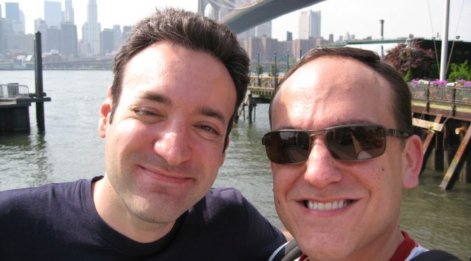 PHOTOS: Jeff's Birthday in CS / Brooklyn Bridge w/ Larry