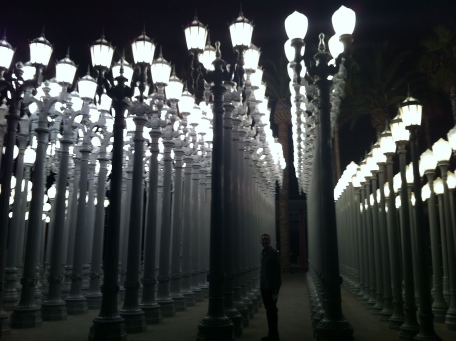 The LACMA Breakfast Club Adventure