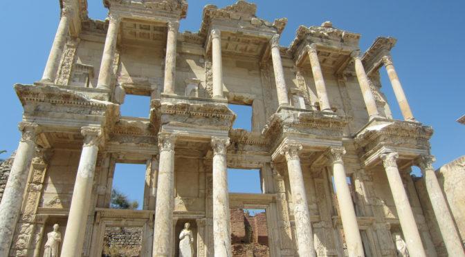 Ancient Ephesus (2011 Trip) pics!