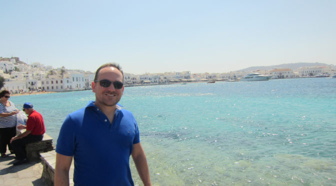 11-11-11, Sciatica & Mykonos (2011 Trip) Pics!