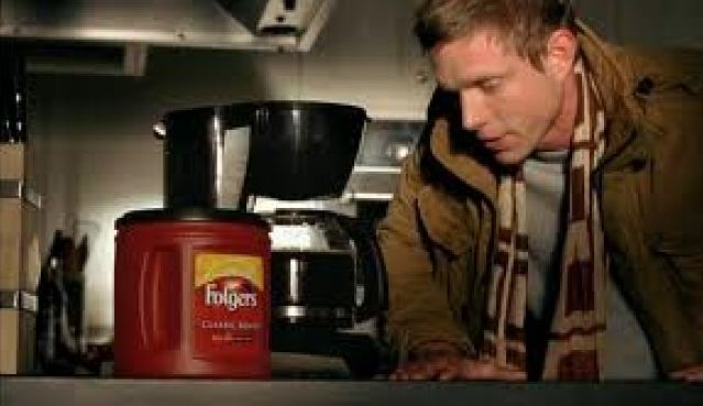 Effin' Folgers Commercial Gets Me Every Time