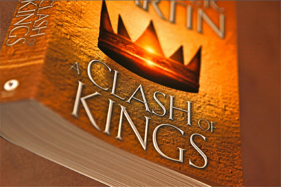 BookLOG: A Clash of Kings