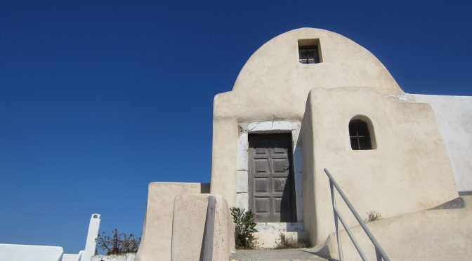 Santorini, Greece (2011 Trip) Pics