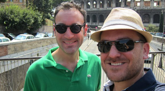 Off to Rome & the Mediterranean! (2011 Trip)