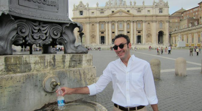 Day 2 in Rome (2011 Trip)