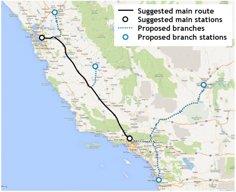hyperloop final map for CA
