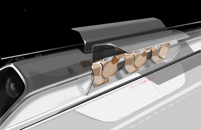 hyperloop module open