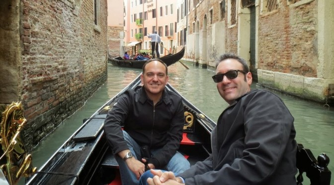 Med Cruise II: Venice 2, Electric Boogaloo