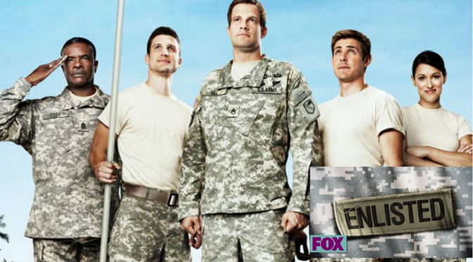 Enlisted: A Love Letter