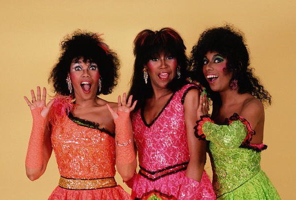 Pointer-Sisters