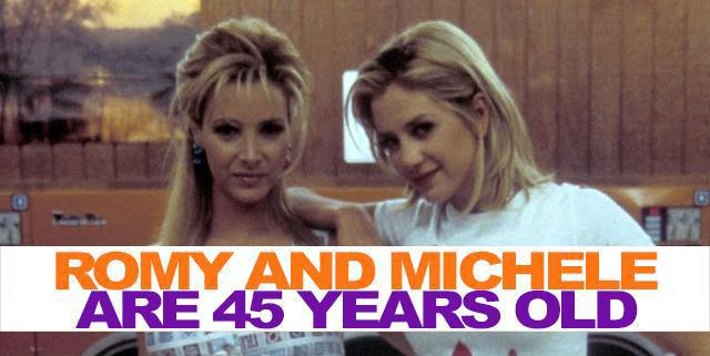 OMFG – Fanfic About What Happens Next in Romy & Michele