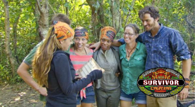 Survivor: Cagayan – Well, THAT was a Move!