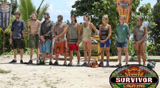 Dammit, Unnamed Survivor Contestant, why you?