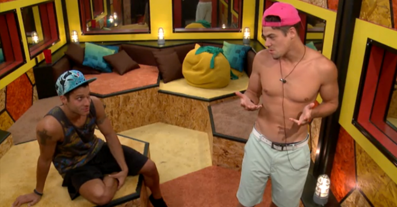 Cody isn't propositioning Zach, but that would have been more interesting