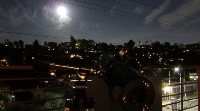 Full Moon, July 2014