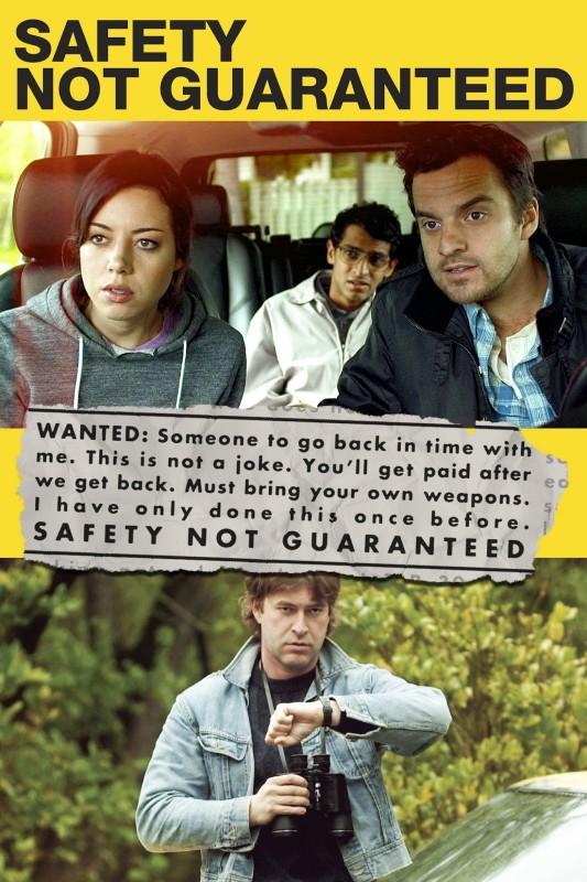 safetynotguaranteed_Poster
