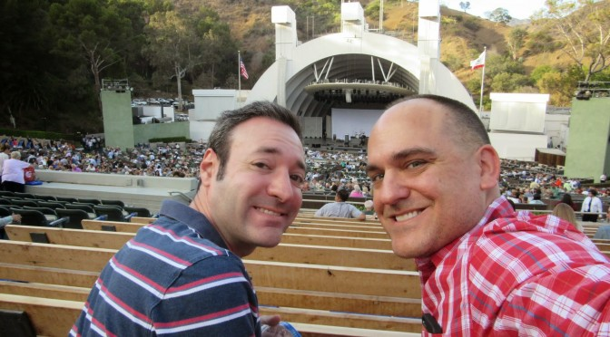 50th Anniversary of the Beatles at the Hollywood Bowl