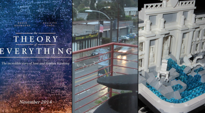 Rain & Legos & The Theory of Everything