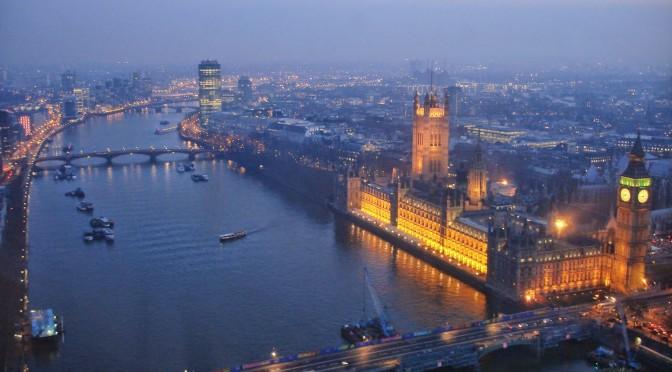 Day 1: London