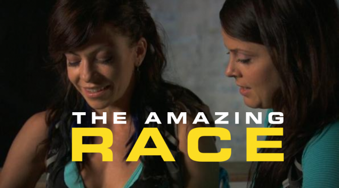 Amazing Race 25:  I Couldn't Resist