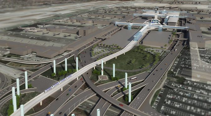 The LAX-Metro Plan Gets Ever Clearer