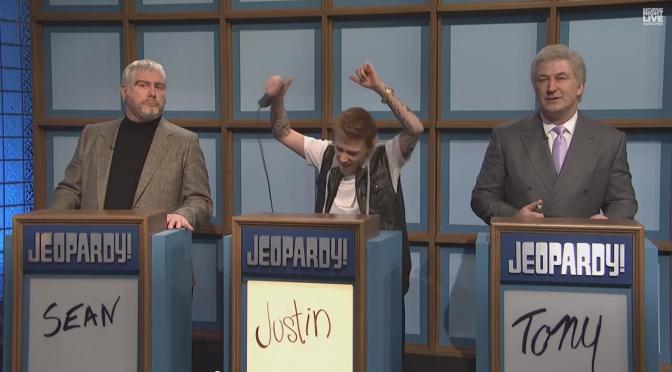 Celebrity Jeopardy's Amazing Return to SNL40