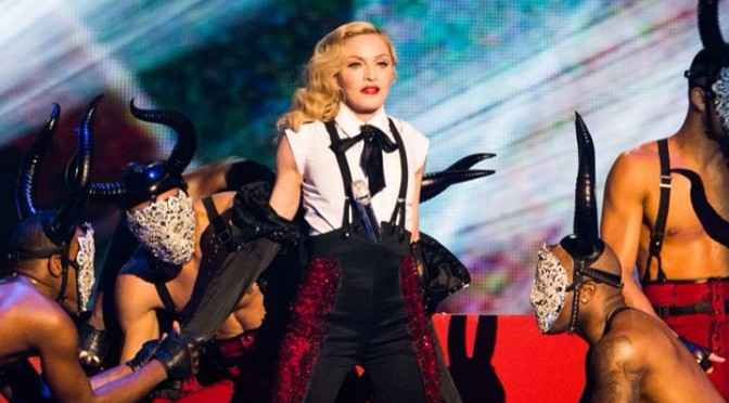 Hell's Yeah, Madonna is Touring Again