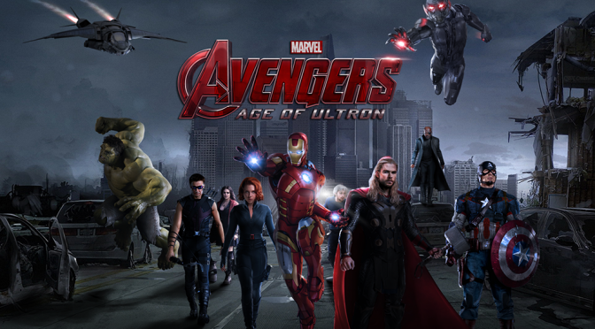 Avengers: Age of Ultron + Other Stuff