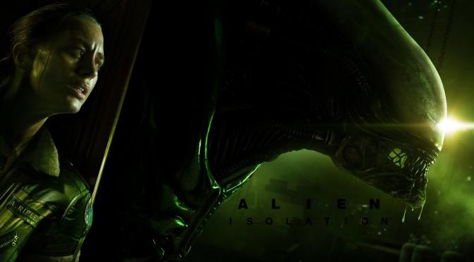 Alien: Isolation Ain't Playin'