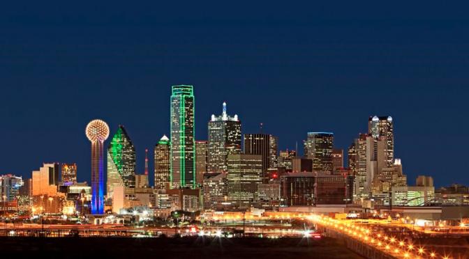 Dallas-bound
