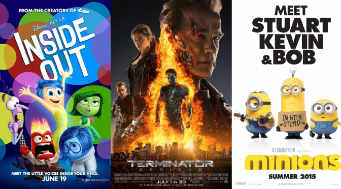More Summer Movies!