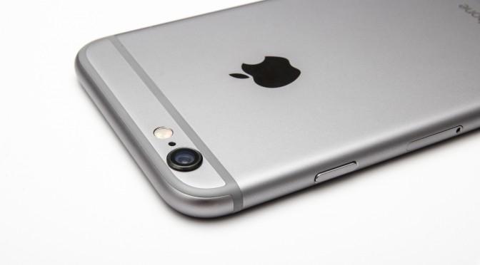 Mini-Meltdown, iPhone-style