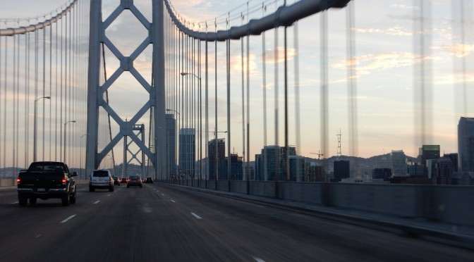 Back to San Francisco (Day 1)
