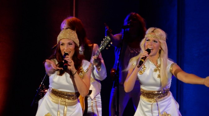ABBA The Concert at the Hollywood Bowl