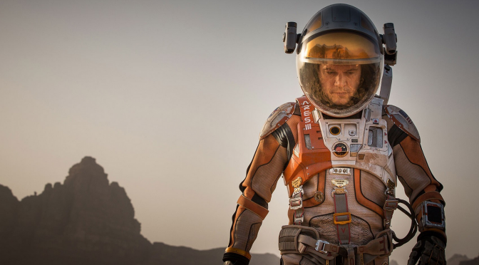 The Martian:  This Year's Incredible Movie (also, D-Box is Amazing!)