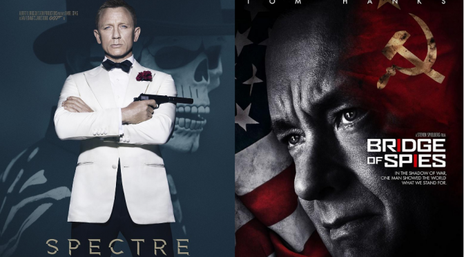 SPECTRE / Bridge of Spies