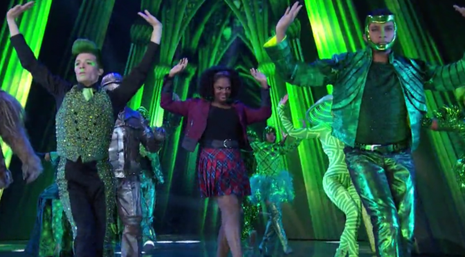 The Wiz Live! & Its Fabulous Emerald City